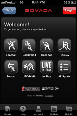 nfl betting sites sports odds apps