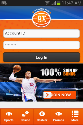 mobile online Betting